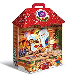 Santa`s Sweet Shop Christmas Chocolate Candy