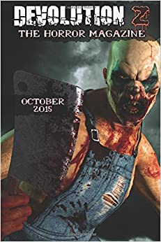 Book Devolution Z October 2015: The Horror Magazine: Volume 3
