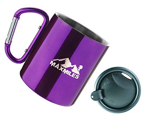 MaxMiles Premium Insulated Camping Carabiner product image