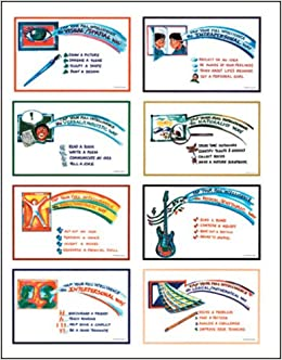 Tap Your Multiple Intelligences poster set: Margulies ...