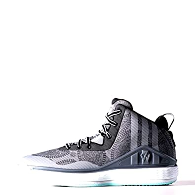 adidas J Wall 1 (Woven Paisley) Grey White (4) ba665c3db