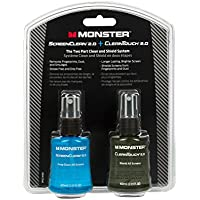 Monster ScreenClean 2.0 and CleanTouch 2.0 Clean and Shield System