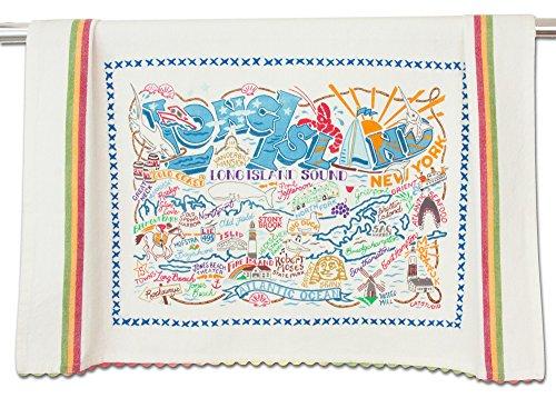 Long Island Dish Towel - Catstudio (Rick Rack Vintage)