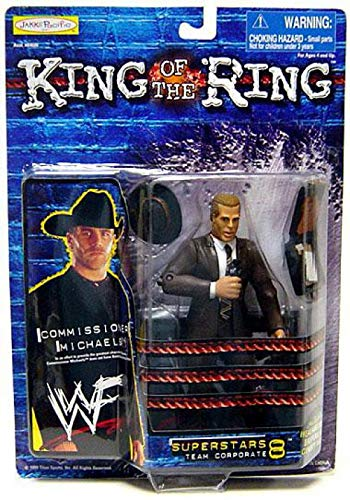 Jakks Pacific WWF King of the Ring Series 8 Superstars for sale  Delivered anywhere in USA