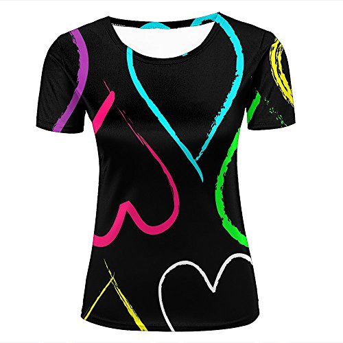 Camiseta Mujer C Lingshirt Para Lingshirt C Mujer Para Camiseta aSwxg6Rwq
