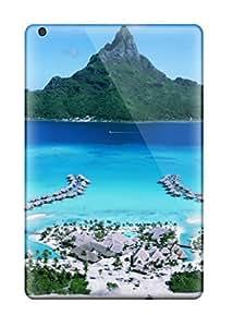 For Ipad Mini Premium Tpu Cases Covers Bora Bora Four Seasons Protective Cases