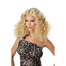 California Costumes Women's Bodacious Waves Wig
