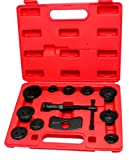 Motivx Tools Universal 12 Piece Brake Wind Back Set Want to save money and time? The labor costs involved in brake pad replacement usually makes up the majority of the bill. Replacing your own brake pads isn't difficult if you have the right tools an...
