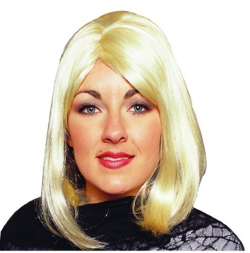 RG Costumes 60's Glamour Wig, Blonde by RG Costumes