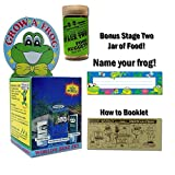 Grow-A-Frog Kit Super Kit with Bonus Name Tag