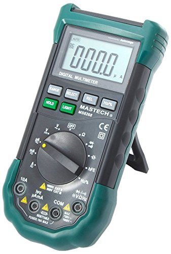 Best Multimeter For Home Use - Mastech MS8268 Digital Multimeter