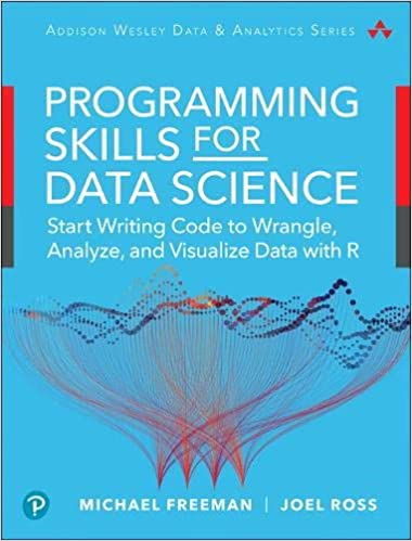 Start Writing Code to Wrangle Programming Skills for Data Science Analyze and Visualize Data with R