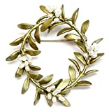 ''Flowering Myrtle'' Pin by Michael Michaud for Silver Seasons