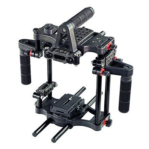 FILMCITY Power DSLR Video Camera Cage Mount Rig (FC-CTH) Cage Kit at Best Price