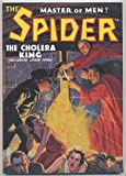The Spider #31 Vol. 31 : The Cholera King, Page, Norvell, 0971224609