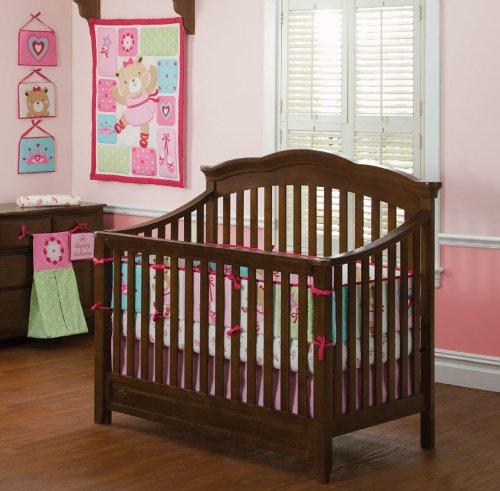 Tiny Dancer 10 Piece Crib Set by Pem America