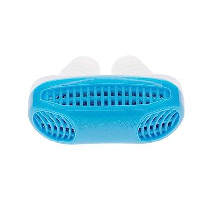 Dilatador Nasal Antirronquidos, Respirador Purificador Del Aire Antirronquidos Dispositivos Tapón Para Roncar Dispositivo De Respiración