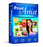 Software : Print Artist Platinum 25