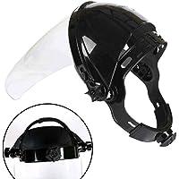 barsku Casco Forestal, Seguridad Transparente antivaho policarbonato Protector Facial abrasivo protección Ocular máscara…