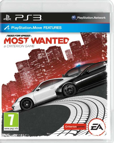Need for Speed: Most Wanted - Speed Usps Delivery