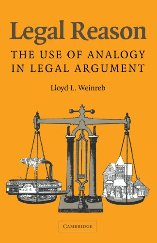 Legal Reason: The Use of Analogy in Legal Argument