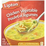 Knorr Lipton Farmhouse Chicken Vegetable Dry Soup Mix, 24-count