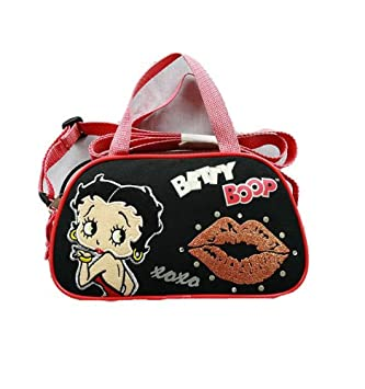 9730c86404e4 Image Unavailable. Image not available for. Color  Betty Boop Handbag