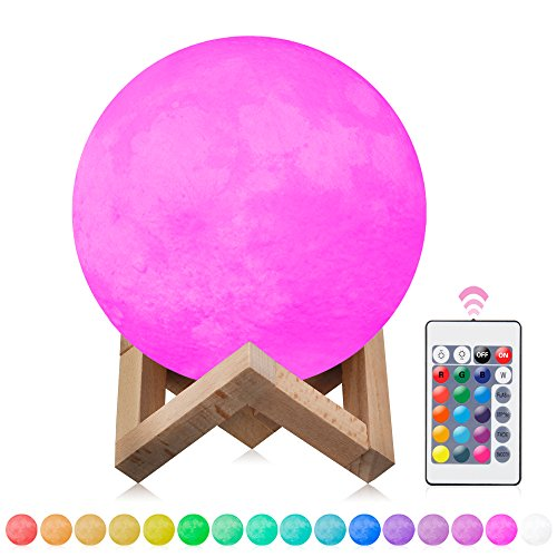 Great Moon color changing lamp