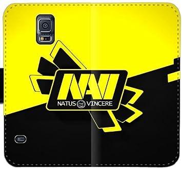 Natus Vincere Navi Krass Dota Csgo Q3J3E Funda Samsung Galaxy Note 4 Funda de cuero Case Funda caja de la carpeta del tirón del teléfono 617bG4 modificadas ...