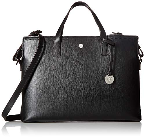 Lodis Business Chic RFID Judith Laptop Brief, black (Lodis Womens Briefcase)