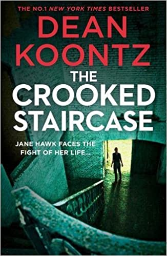 The Crooked Staircase (Jane Hawk Thriller) - Malaysia Online Bookstore
