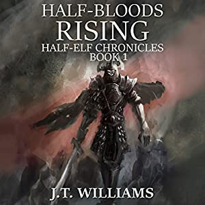 Half-Bloods Rising Audiobook