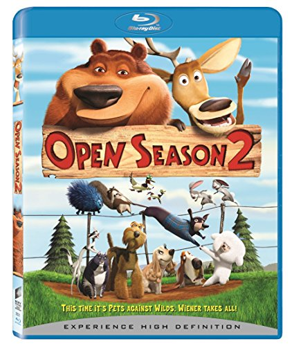 Open Season 2 [Blu-ray]