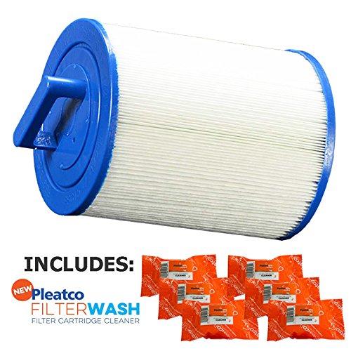 - Pleatco Cartridge Filter PSG13.5P4 Saratoga Spas 303575 w/ 6x Filter Washes