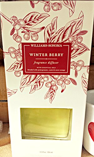 - Williams Sonoma Winter Berry Fragrance Diffuser