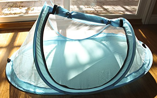 MooMooBaby Pop-Up Baby Beach Crib Tent by MooMoo Baby (Image #3)