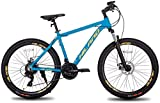 Hiland 26 Inch Mountain Bike for Men with 18 Inch