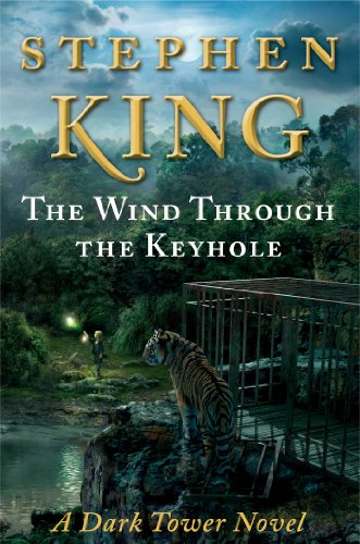 The Wind Through the Keyhole (The Dark Tower) (Desert Glass Winds Art)