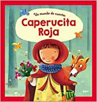 Un mundo de cuentos: Caperucita Roja COFRE ENCANTADO