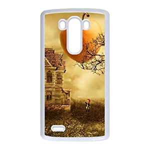 LG G3 Cell Phone Case White James and the Giant Peach 015 VS5400961