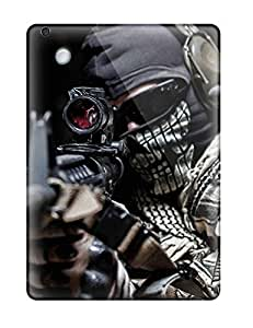 Awesome Case Cover/ipad Air Defender Case Cover(soldier)