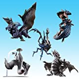 Super Modeling Soul Monster Hunter Portable 2nd G Vol.3 9 pieces