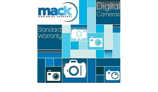 1015 Mack 3 Year Extended Warranty for Digital Still Camera Up to $3000