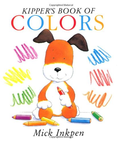 Amazon.com: Kipper\'s Book of Colors: Kipper Concept Books ...