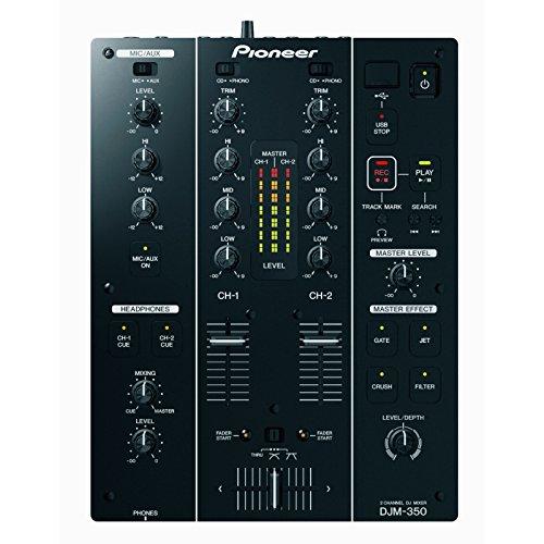 Pioneer DJM-350 – Mesa de mezcla