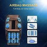 Shiatsu Massage Chairs Full Body and Recliner