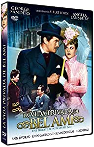 The Private Affairs of Bel Ami [ NON-USA FORMAT, PAL, Reg.0 Import - Spain ]