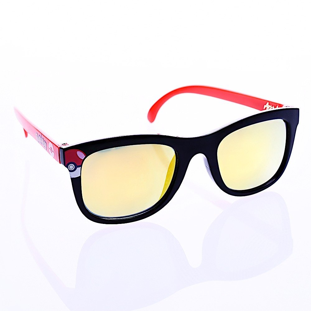 3b298bca5b4f Costume sunglasses kids black frame pokemon frame arkaid party favors uv  toys games jpg 1000x1000 Black
