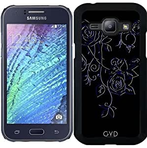 Funda para Samsung Galaxy J1 - Rosas by Marina Kuchenbecker