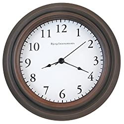 Bjerg Instruments Small 8 Wall Clock (Bronze)